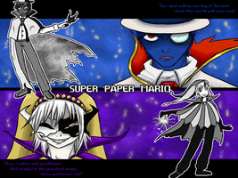 The Prophecy of Destruction (Super Paper Mario) by Horobinota