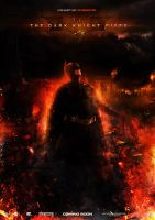 The Dark Knight Rises Poster 4 by visuasys