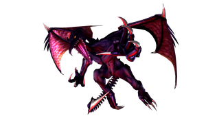 Ridley Render - Other M by LargeLeader