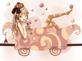 Candy Cart by Cherriie-pops