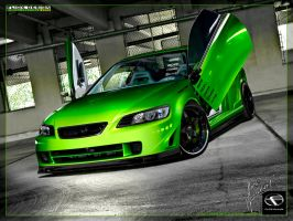 Honda Accord by fliOx