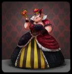 BA - steampunk queen of hearts by shoze