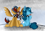 Let it Snow by Ruby-Orca-616