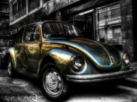 VW-bw by WERAQS