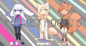 Elles-mini adopts batch [3/3 sold] by p-o-c-k-e-t
