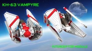 KH-63 Vampyre - Interceptor Module by SWAT-Strachan