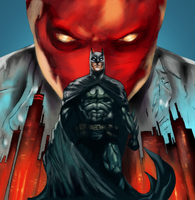 Under The Red Hood Cover by Pananic