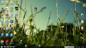 Windows 7 Desktop by Tsmith490