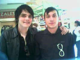 Gerard and Frank by BleednShadow