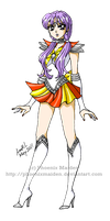 Sailor Sedna by PhiMouse