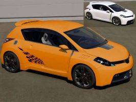Nissan Sport Concept GT-R by ArkaneApocolypse