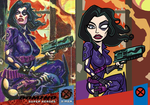 TRADING CARDS - Domino by natexopher
