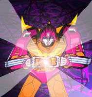 Hot Rod_Rodimus Prime by Natephoenix