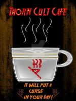 Thorn Cult Cafe by goodben