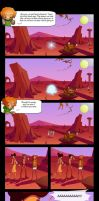 Martian Arrival by AdamMasterman