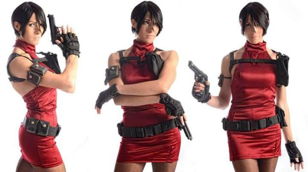 Ada Wong by Mikela-Frost