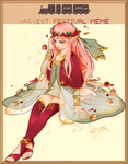 eE: Harvest Festival Emma by paachi