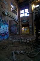 1187, Box Hill brickworks. by thespook