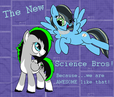The New Science Bros! by Aceofstars16