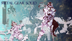 Metal Gear Solid BG 1 by FireCouch1