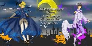 Happy Halloween 2011 by Watery21