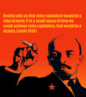 Lenin the Capitalist by Saint-Tepes