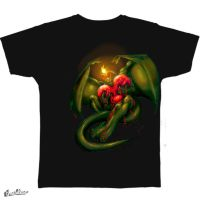 Gaurd your treausures T-shirt by kaze-fox