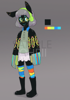 Adoptable! [OPEN] by ohrii