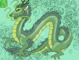 The Green Dragon by KnoxLostname