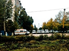 Ambulances, more of them by red-shuhart