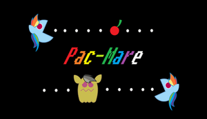 Pac-Mare by Colt-Catastrophe