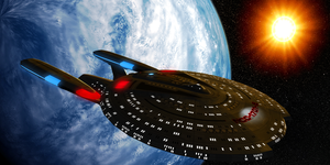 AU Concept: Dawnstar-Class U.S.S. Enterprise-E by DarthAssassin