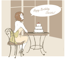In the Meantime there is Cake by superior-git