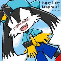 oekaki : Klonoa by 8Horns