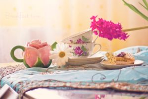 Breakfast spring2 by Dedina89