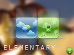 WIP Elementary HD 'New Theme' by ChikenArt