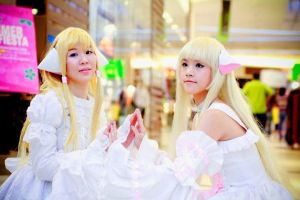 CHOBITS- Chi cosplay by ZevyLily