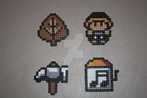 mario bro misc items 2 by whitedenim