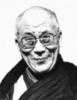 HHDL loves you by shalpin
