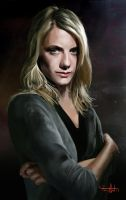 Melanie Laurent by tonyhurst