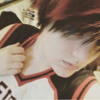 Kagami Taiga /cosplay/ by D-Scrolls