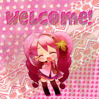 Welcome Banner by Mada-F
