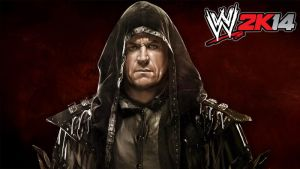 WWE 2K14 The Undertaker by jithinjohny