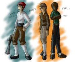 Pirates - group 2 by dragonsong12