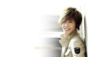 Sunshine kim hyun joong by NoNeedForWings