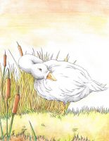 G is for Goose by Sirothello