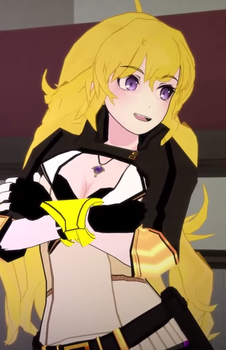 Yang for Your Buck by godjacob