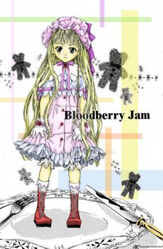 Bloodberry Jam Color by GloomySigh