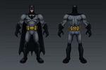 Batman Heroic by CaseyD2K