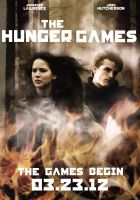 Hunger Games Movie Poster by swisly